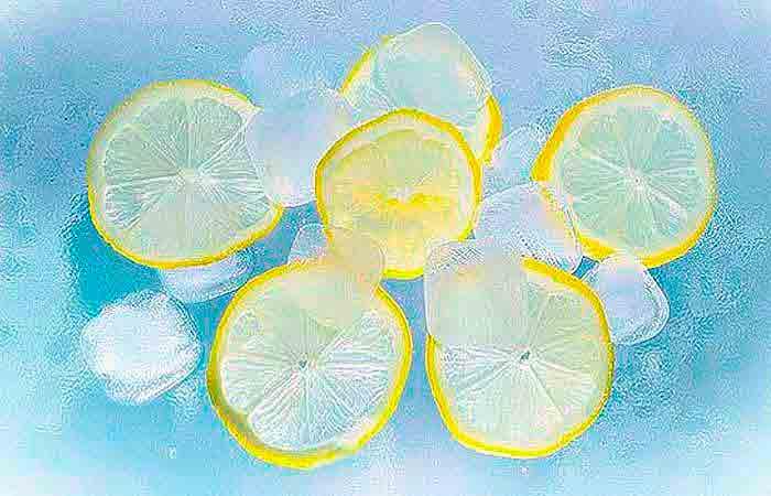 Аватар_Замороженный лимон. Свойства и рецепты с лимоном.
