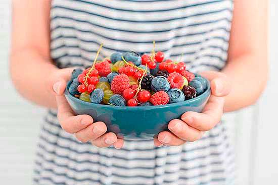 Как правильно замораживать ягоды.